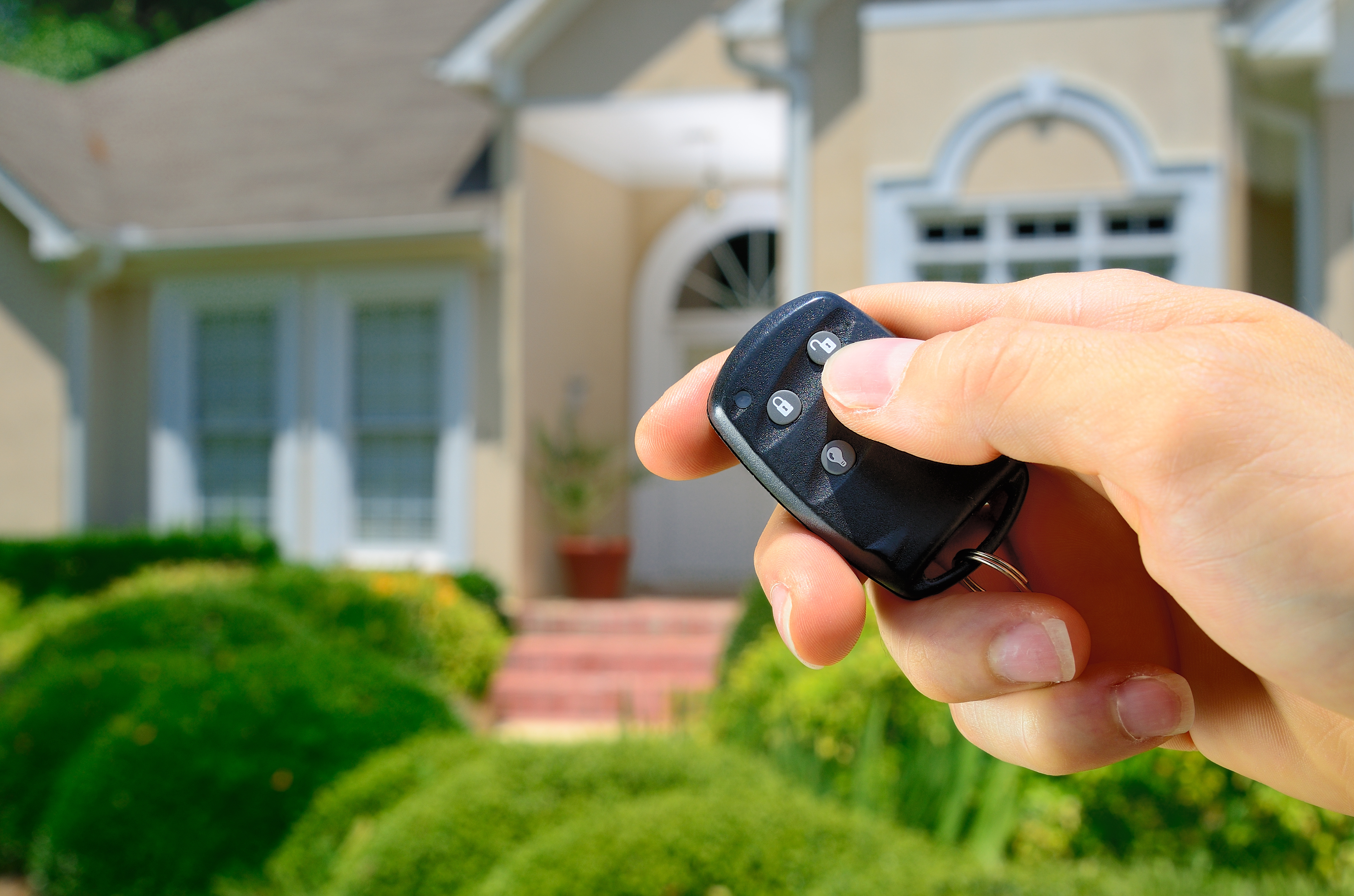 Best Home Security For Burglar Alarm Services In Pittsburgh