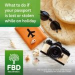 What to do if your passport is lost or stolen while on holidays