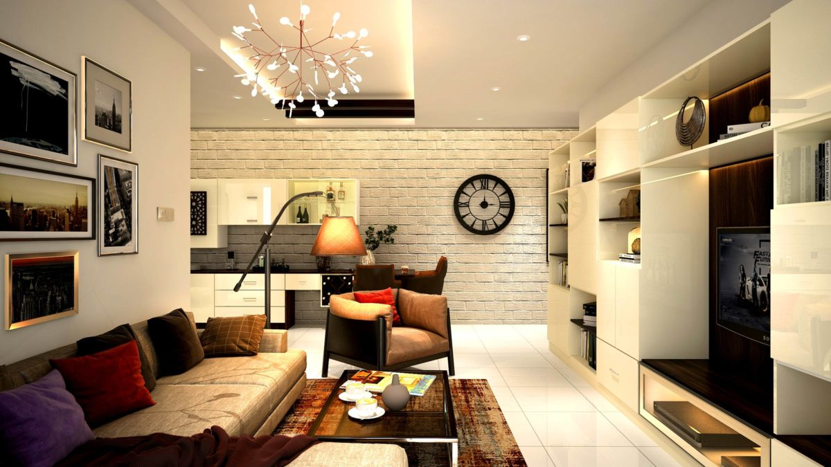 Home · Interior Design; How To Make Your Room Look More Spacious. In modern  urban lifestyles, there is a major space crunch in our homes and offices.