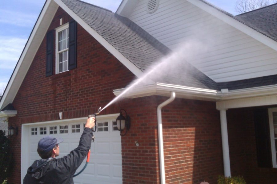 Different Things You Should Do Before Having Your Home Pressure Washed