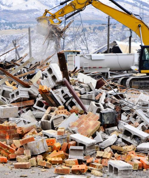 Best Demolition Company for Safe Demolition of House