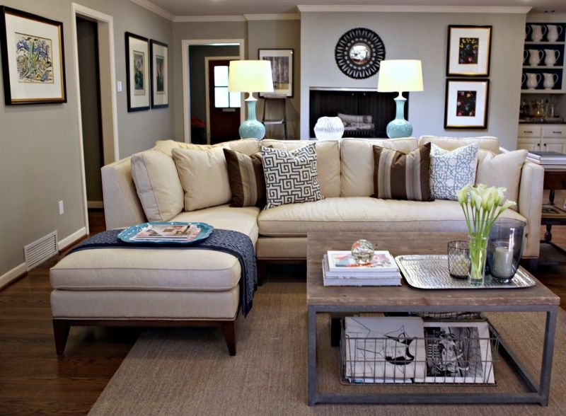 Redo Your Living Room on a Budget