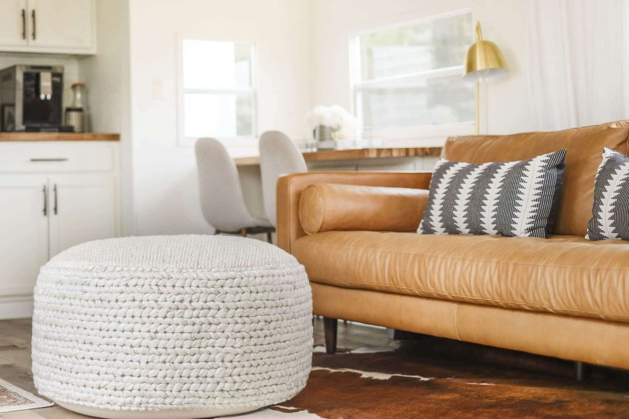 How to Choose the Right Pouf for Your Home