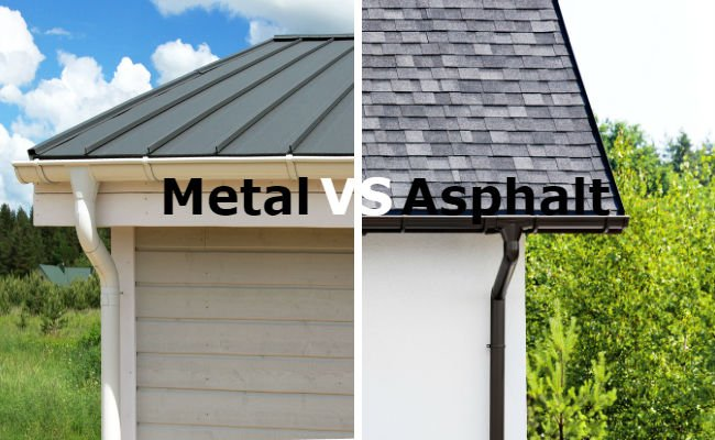 Metal Roof Vs Shingles: Which Is The Best Roofing Material For A House?