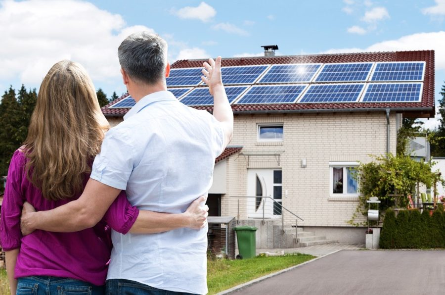 Reasons To Go Solar In Your First Home