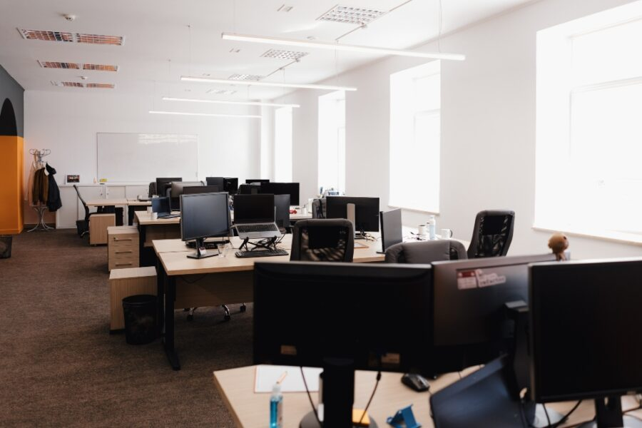 3 Quick Ways To Update Your Office Space