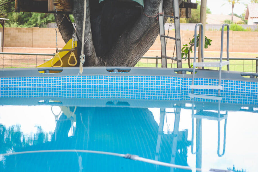 How To Treat Pool Water Naturally